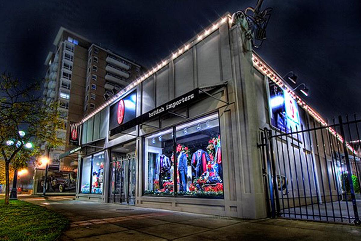 British Importers 960 Yates Street (photo courtesy of Darren Stone)